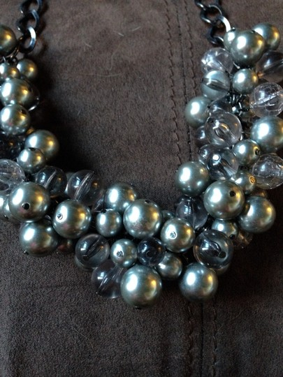 Other Gray/ Silver Necklace