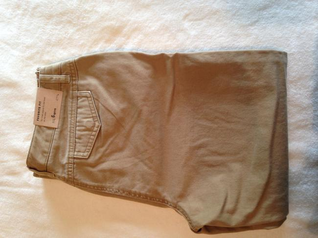 J.Crew Petite New New With Tags Capri/Cropped Pants Khaki