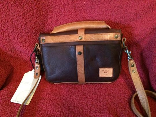 Will Leather Goods Cross Body Bag