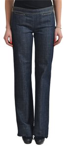 Dsquared2 Straight Leg Jeans-Dark Rinse