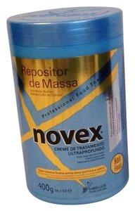 Novex (2) Embelleze Brazilian Extra Deep Hair Care Cream Food Therapy