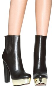 Rachel Zoe Ankle Fall Black Boots