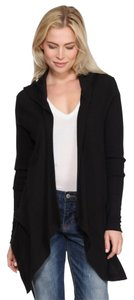 Splendid Thermal Cardigan Hooded Jacket