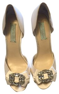 Betsey Johnson Wedding Blue Wedding White Pumps