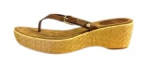 Circa Joan & David Light Brown Sandals