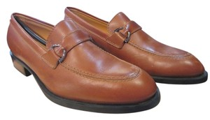 Tod's Leather Loafer Everyday Shoe brown Flats