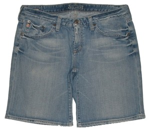 Big Star Classic 5 Pocket Style *zip Fly *low Rise *cotton/Spandex *machine Washable Mini/Short Shorts Blue