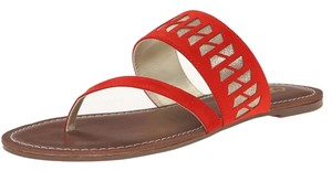 Carlos by Carlos Santana Summer New Red Sandals