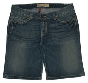 BKE Classic 5 Pocket Style *zip Fly *cotton/poly/spandex *machine Washable *low Rise Style: Bk10126 Mini/Short Shorts Blue