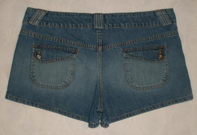 American Eagle Outfitters Mini/Short Shorts Blue Image 1