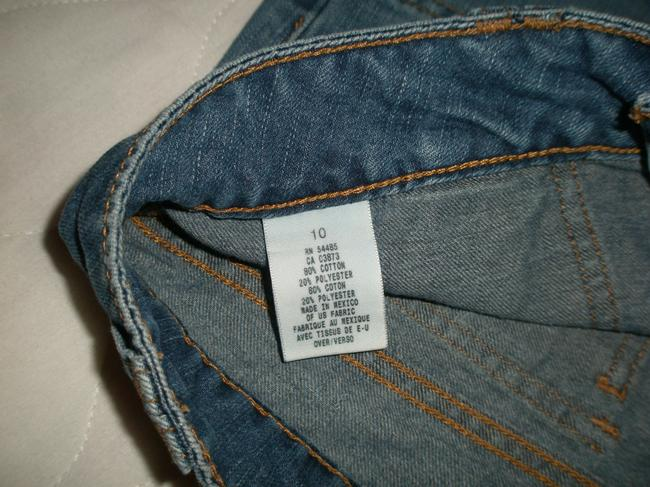American Eagle Outfitters Mini/Short Shorts Blue Image 2