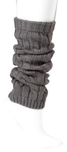Express Cable knit leg and Boot Warmers