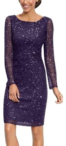 Patra Sequin Party Cocktail Dress
