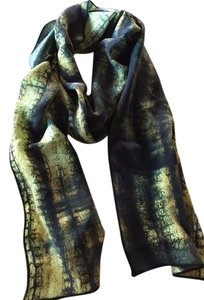 Tianello Tianello Scarf in Pistache Yellow Green