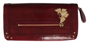 Anna Sui anna sui long wallet