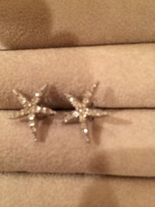 Swarovski Swarovski Starfish Earrings