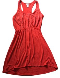 Daytrip short dress Red on Tradesy