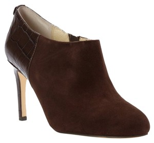 Michael Kors Ankle Boot Chocolate Boots