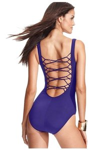 Ralph Lauren Blue Label Price Reduced 10% Until 7/20..Laced Back in Violet