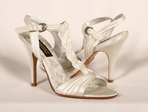 Badgley Mischka Dahlia Wedding Shoes