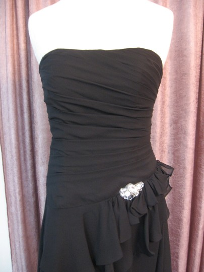 Pretty Maids Black 22474 Dress