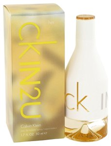 Calvin Klein CK IN 2U by CALVIN KLEIN ~ Women's Eau de Toilette Spray 1.7 oz