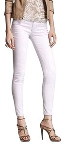 Express Neutral Jeggings-Light Wash