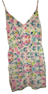 Amanda Uprichard short dress Floral Print on Tradesy