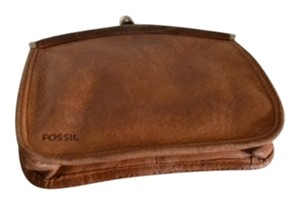 Fossil Fossil Leather Wallet/coin Purse