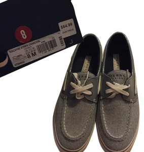 Sperry Charcoal/grey Athletic
