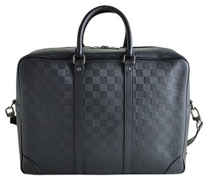 Louis Vuitton Black Messenger Bag
