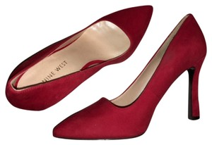 Nine West Red Pumps