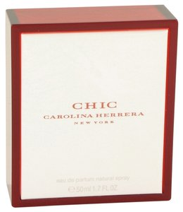 Carolina Herrera CHIC by CAROLINA HERRERA ~ Women's Eau de Parfum Spray 1.7 oz