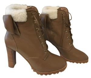RED Valentino Tan Boots