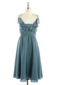BHLDN Tide Silk Couplet Vintage Bridesmaid/Mob Dress Size 8 (M)