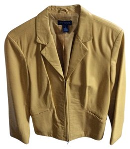 Ann Taylor Yellow Jacket