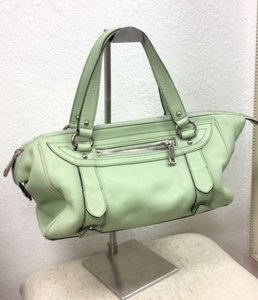 Marc Jacobs Satchel in Mint