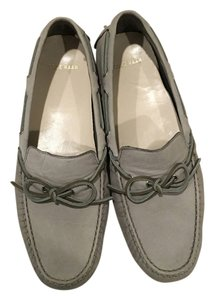 Cole Haan Loafers Blue Gray gray/blue Flats