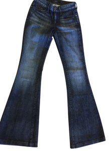 Goldsign Flare Leg Jeans
