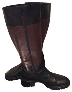 Via Spiga black/dark brown Boots