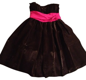 Betsey Johnson 50's Vibe Strapless Prom Party Dress