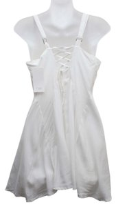 Tobi short dress White Festival Summer Spring on Tradesy