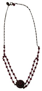 Liz Palacios Liz Palacios Red Crystal Necklace