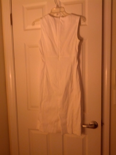 Brooks Brothers WHITE SUIT DRESS