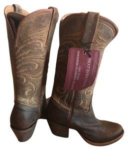 Lucchese Peanut Brittle Boots