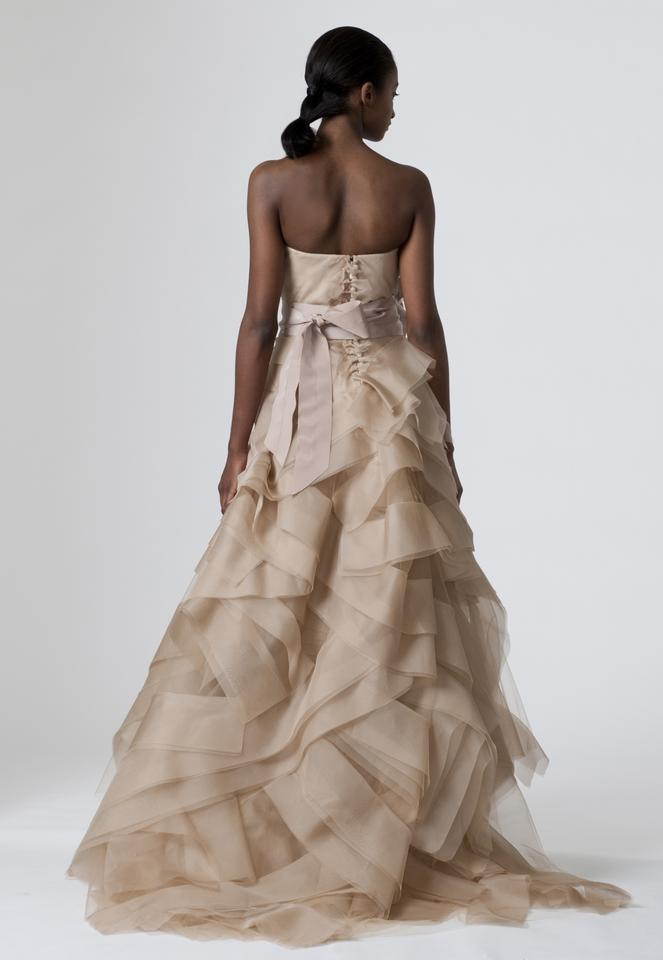 Vera wang diedre wedding dress on sale 63 off wedding for Vera wang wedding dresses prices