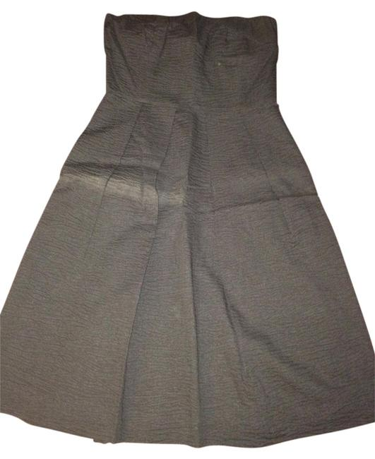 J.Crew short dress Black Summer Beach Prom Light Weight With Pockets on Tradesy