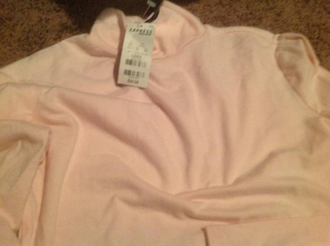 Express Brand In Color Turtleneck Sweater Image 5