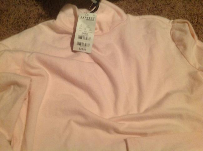 Express Brand In Color Turtleneck Sweater Image 6