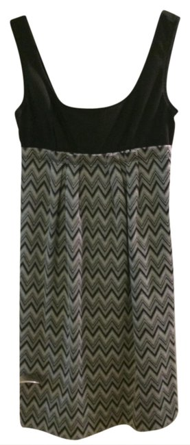Preload https://img-static.tradesy.com/item/1180987/alessandro-dell-acqua-black-party-day-cheveron-babydoll-knit-above-knee-night-out-dress-size-4-s-0-0-650-650.jpg